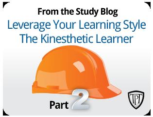 The Kinesthetic Learner