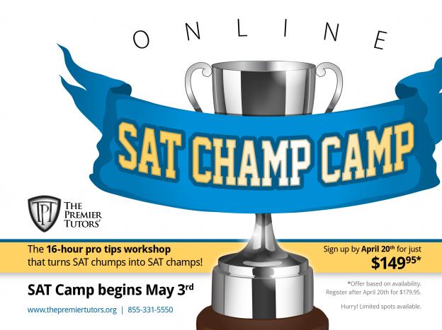 Online SAT Course - Champ Camp