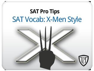 SAT Vocab - Xmen Style